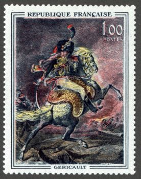 Officier de hussards